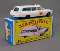 Repro box Matchbox Superfast nº 41 Ambulance