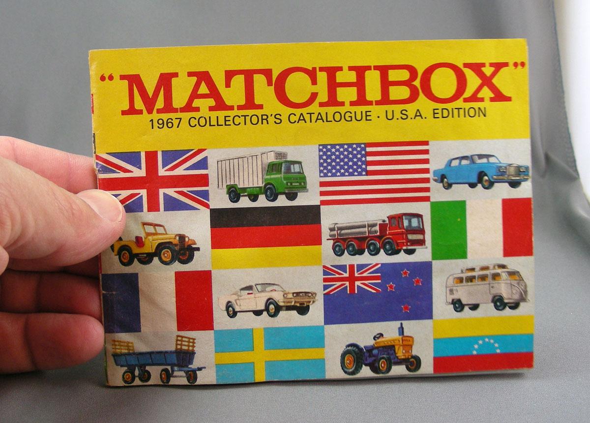 matchbox katalog 1968